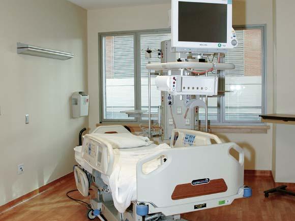 病院・クリニックの内装の様子
